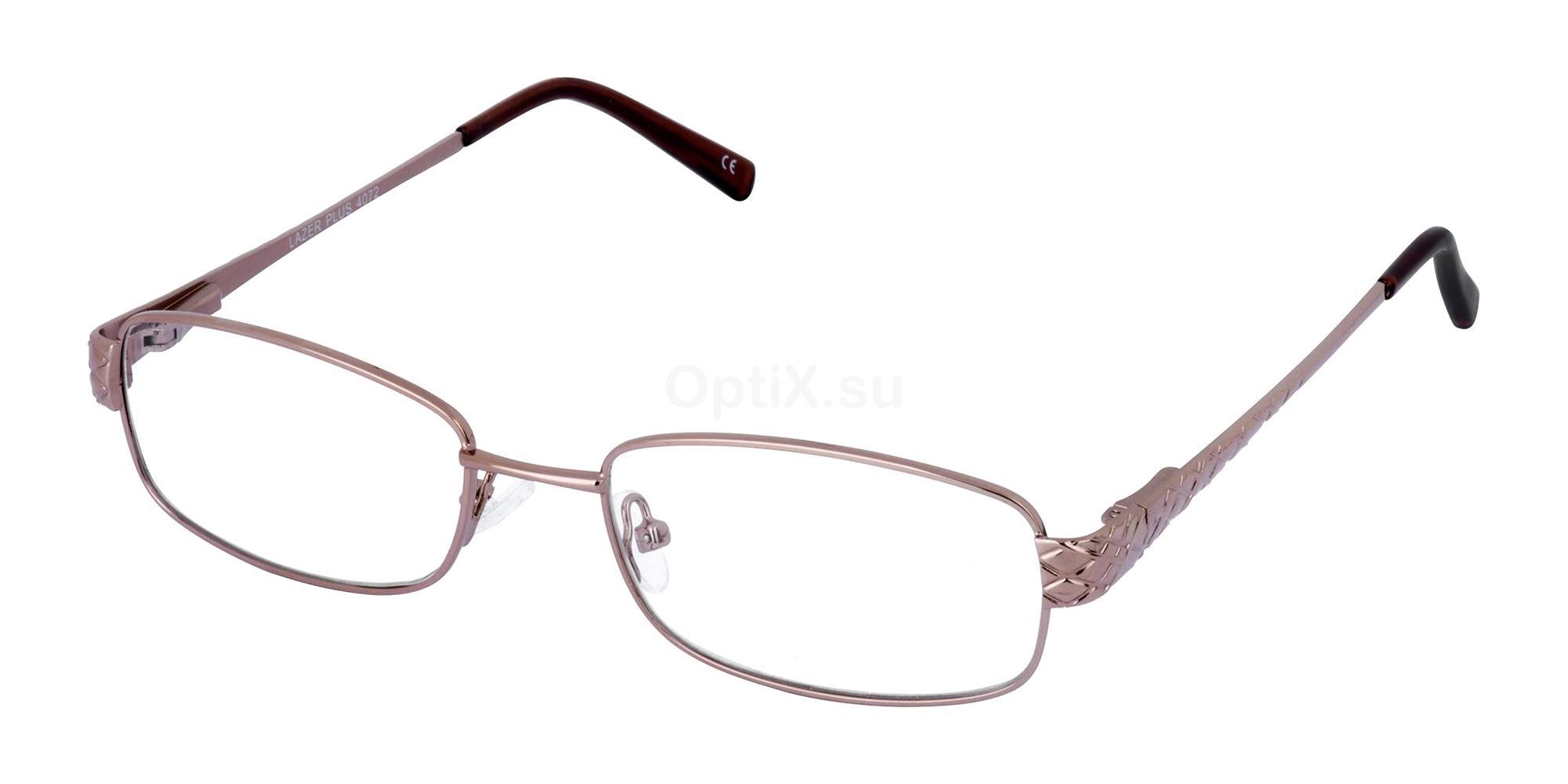 Brown 4072 Glasses, LAZER