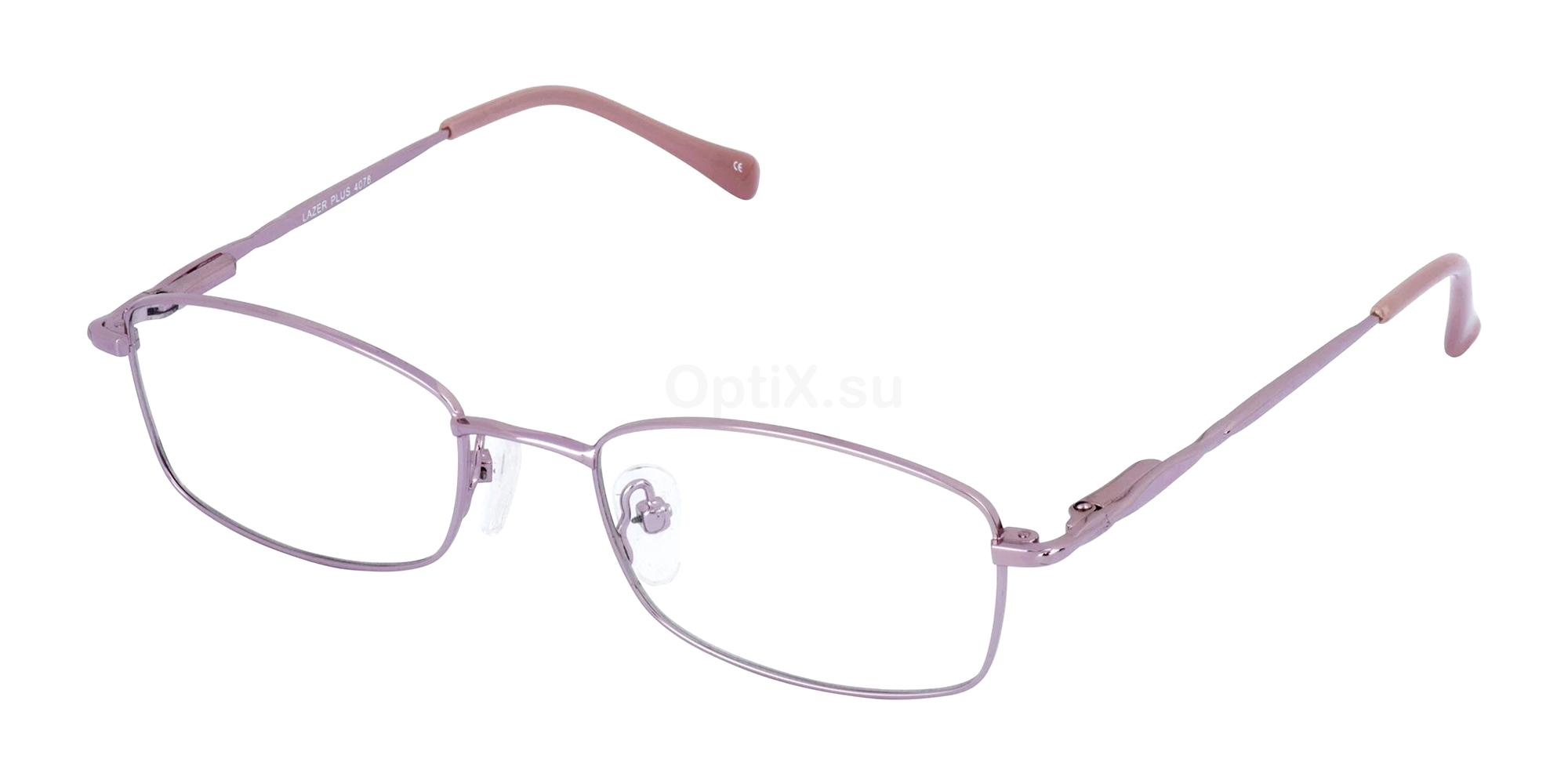 Rose 4078 Glasses, LAZER