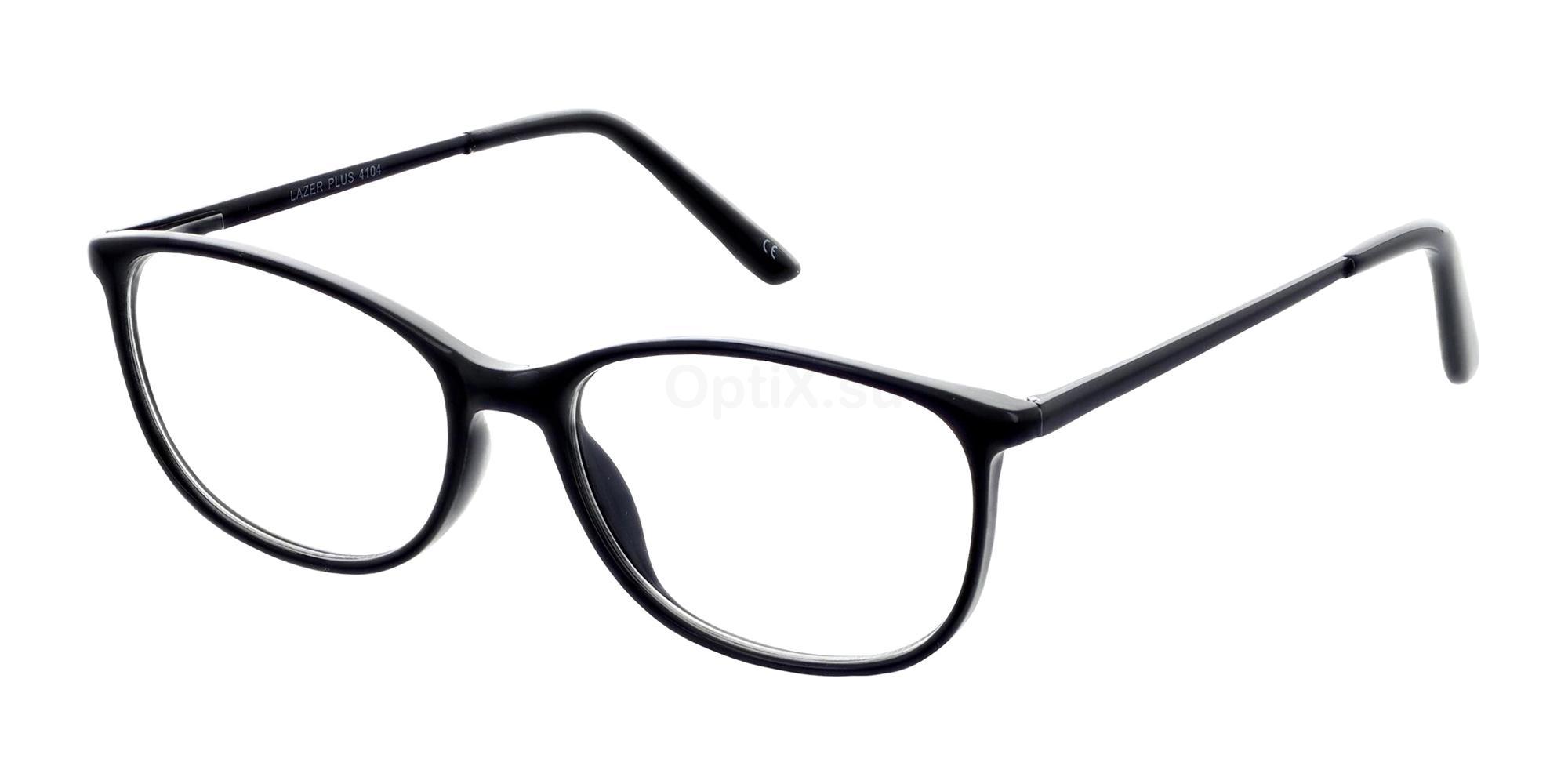 Black 4104 Glasses, LAZER