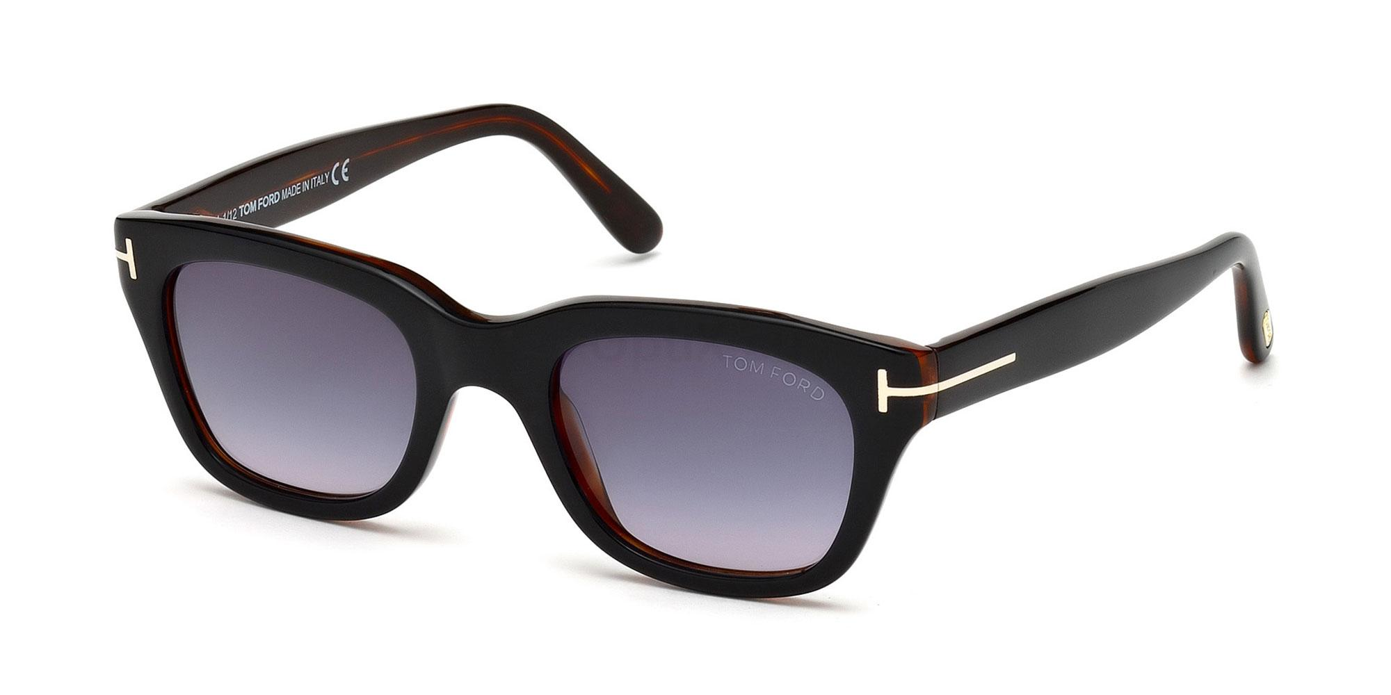 05B FT0237 Snowdon Sunglasses, Tom Ford