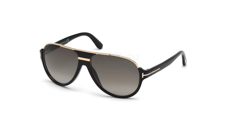 01P FT0334 Sunglasses, Tom Ford