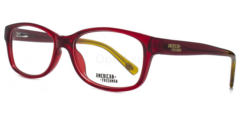 RED AMFO004 - Marissa , American Freshman