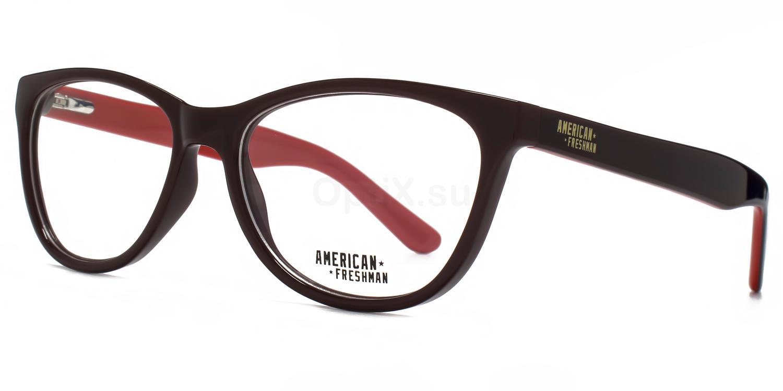 BRN AMFO010 - Kacie , American Freshman