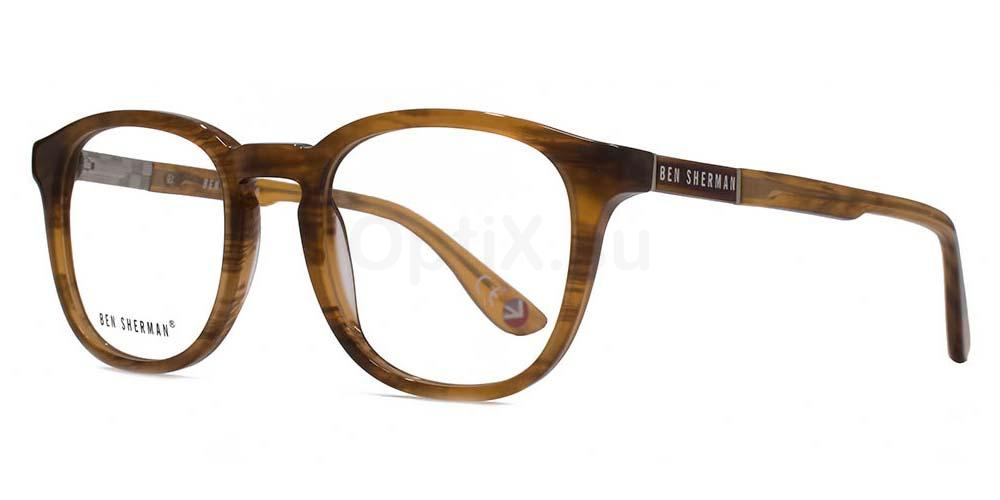 BRN BENO011 - Notting Hill Glasses, Ben Sherman