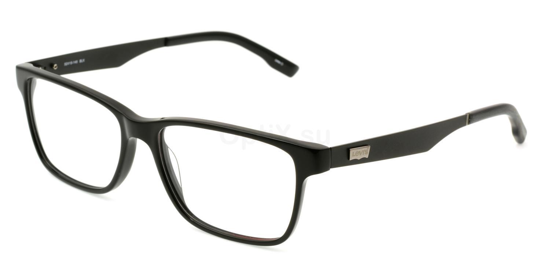 01 BLK LS126 , Levi's Eyewear