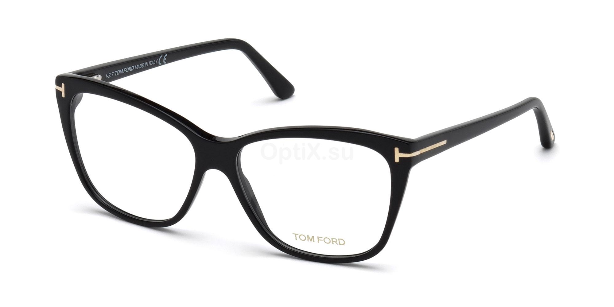 001 FT5512 Glasses, Tom Ford