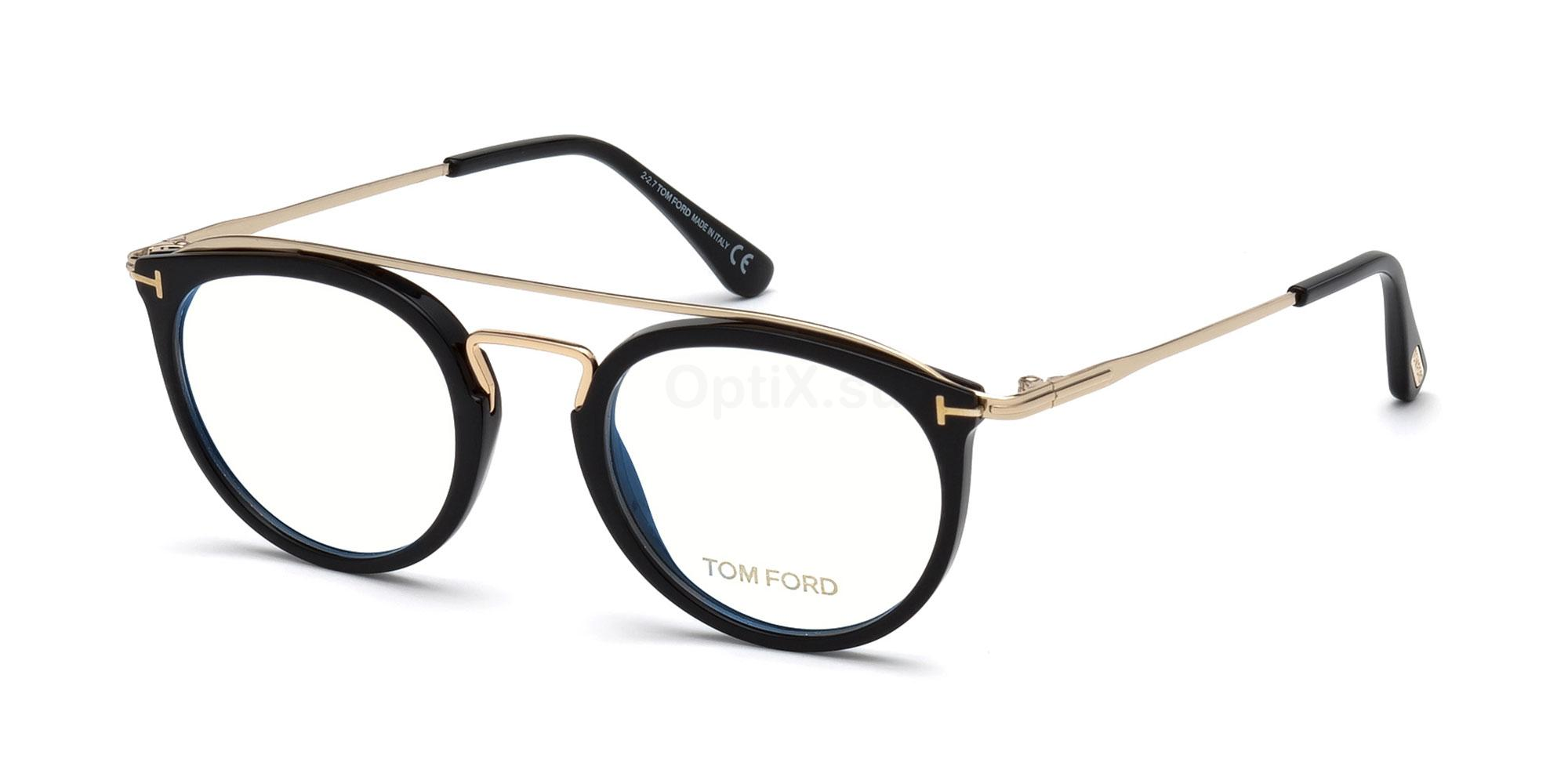 001 FT5516-B Glasses, Tom Ford