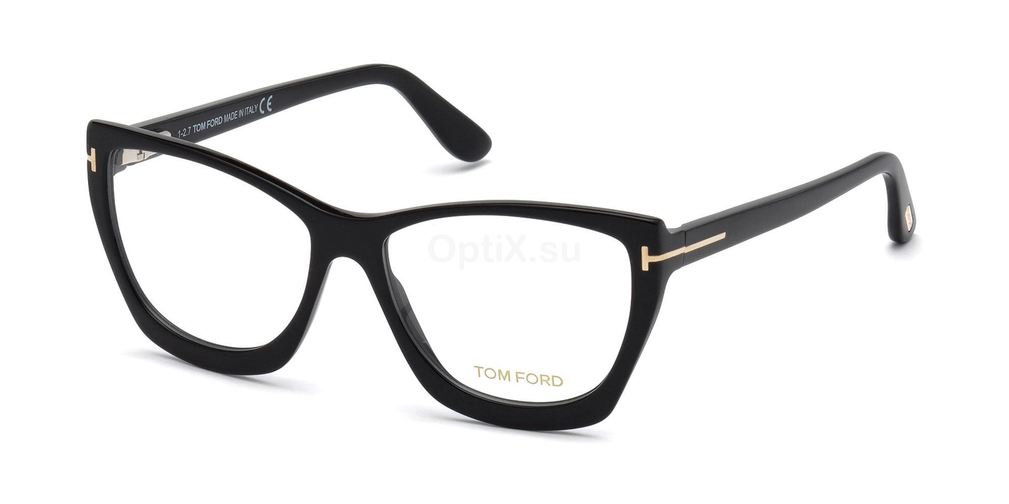 001 FT5520 Glasses, Tom Ford