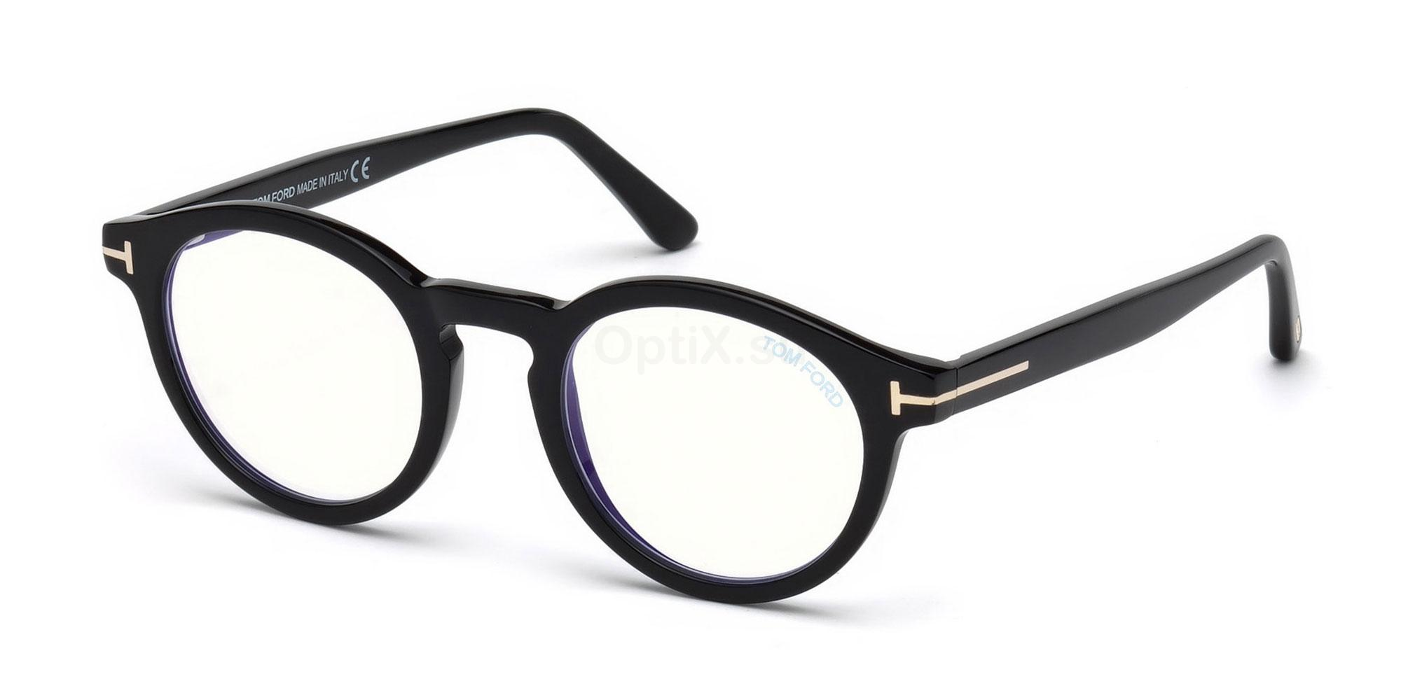 001 FT5529-B Glasses, Tom Ford