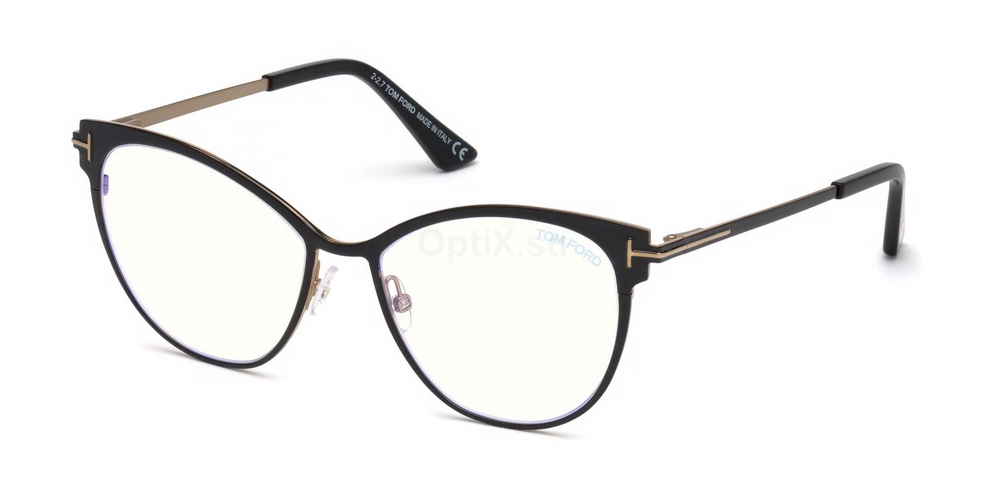 001 FT5530-B Glasses, Tom Ford