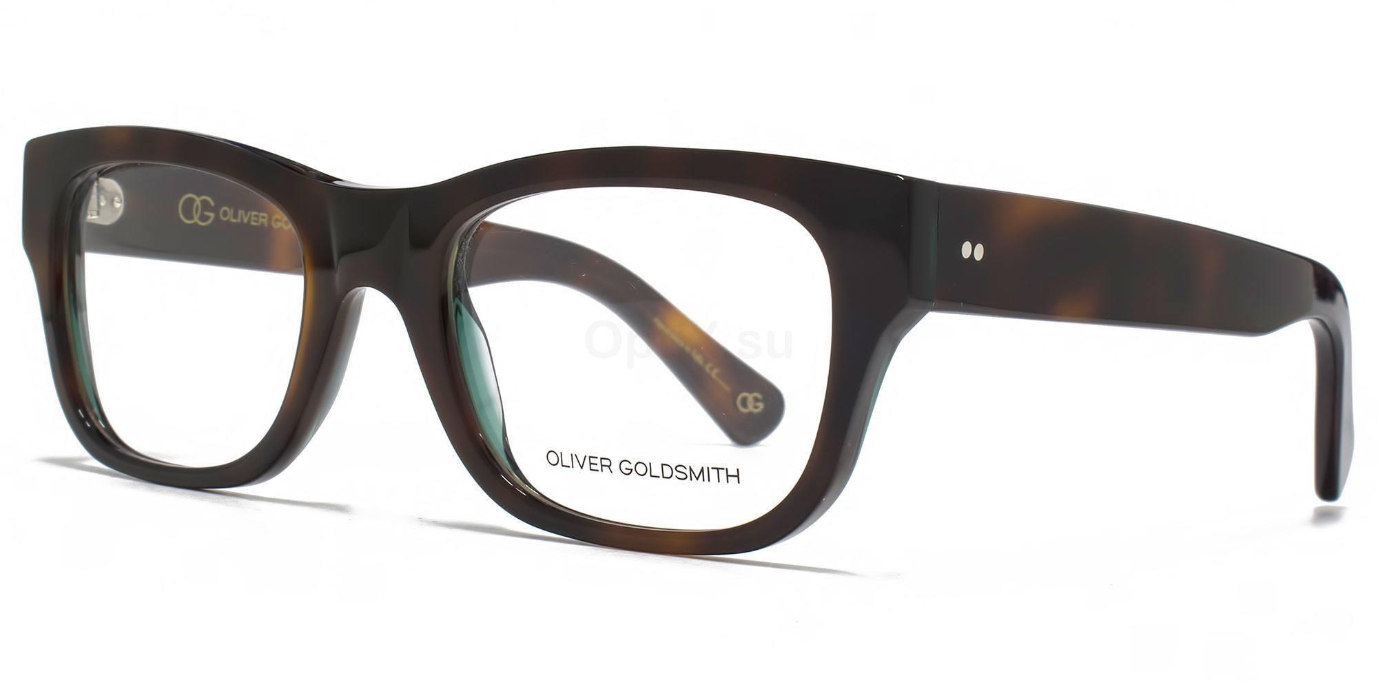 01 OLI011 - PRESIDENT , Oliver Goldsmith
