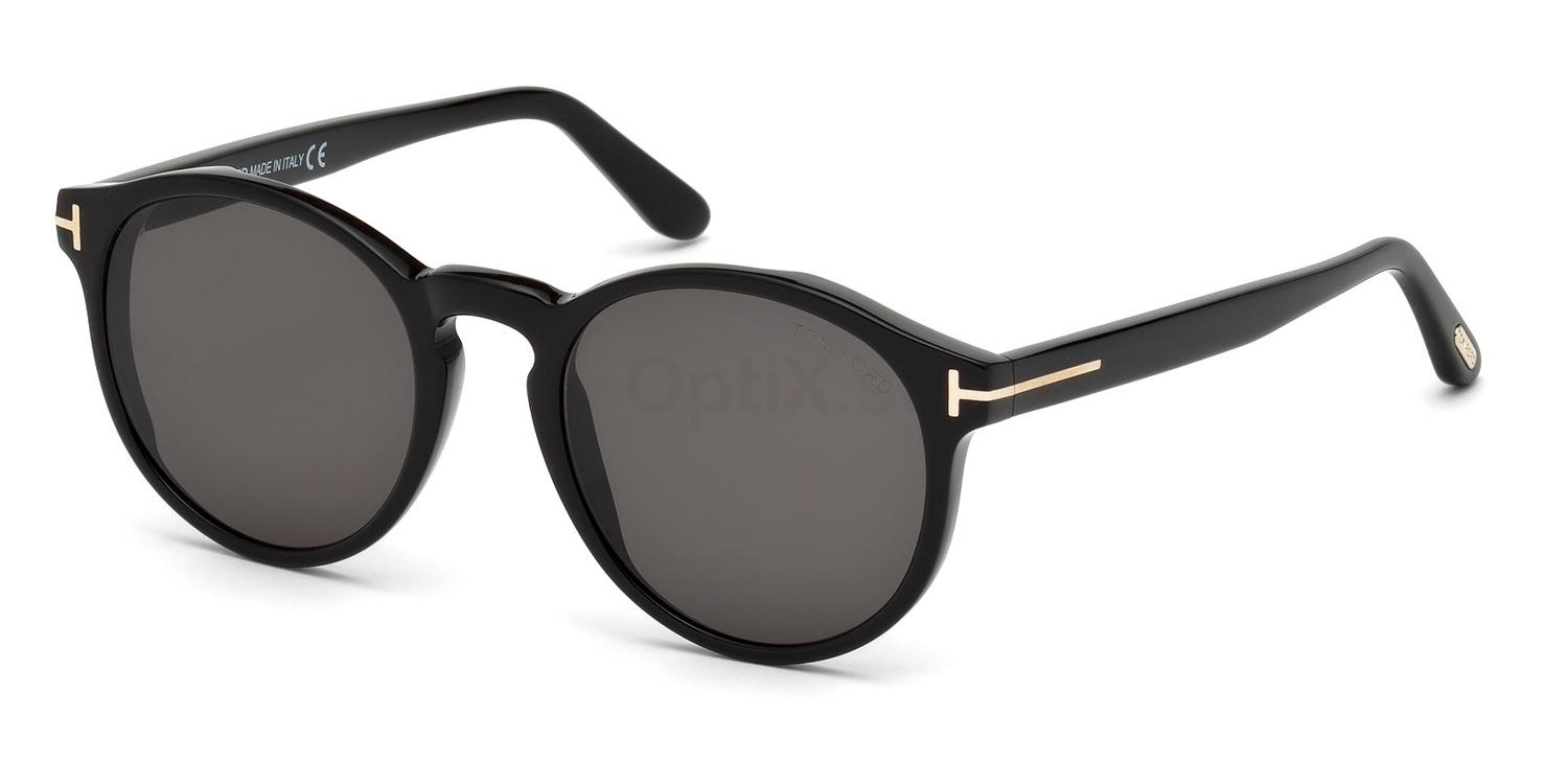01A FT0591 Sunglasses, Tom Ford