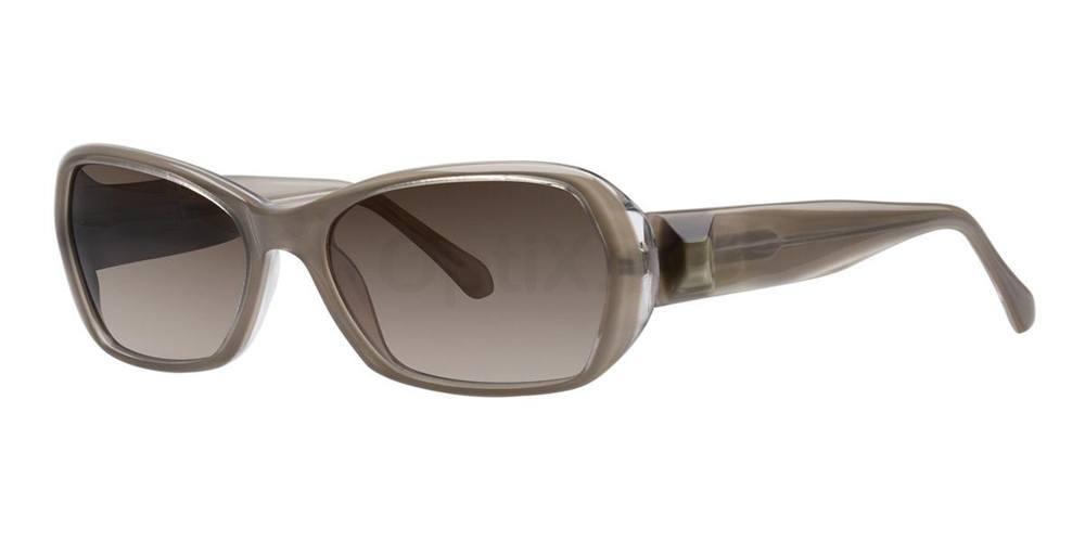 Taupe V270 Sunglasses, Vera Wang