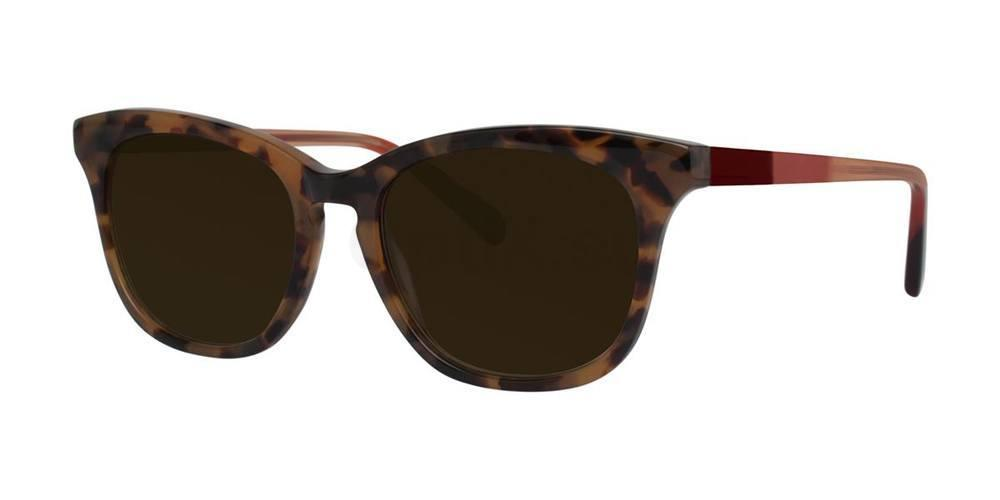 Sunset Tortoise V448 Sunglasses, Vera Wang