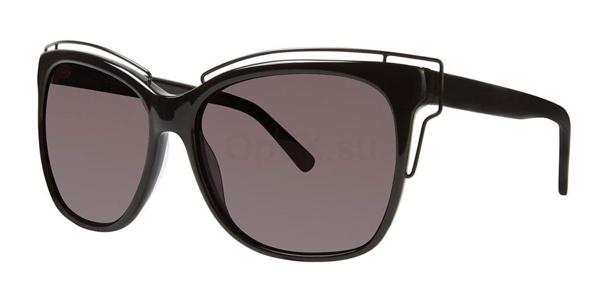 Noir V458 Sunglasses, Vera Wang