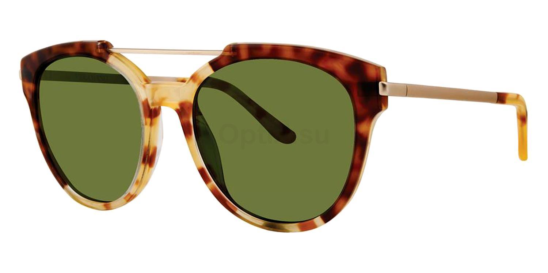Buttercrunch Tort V472 Sunglasses, Vera Wang