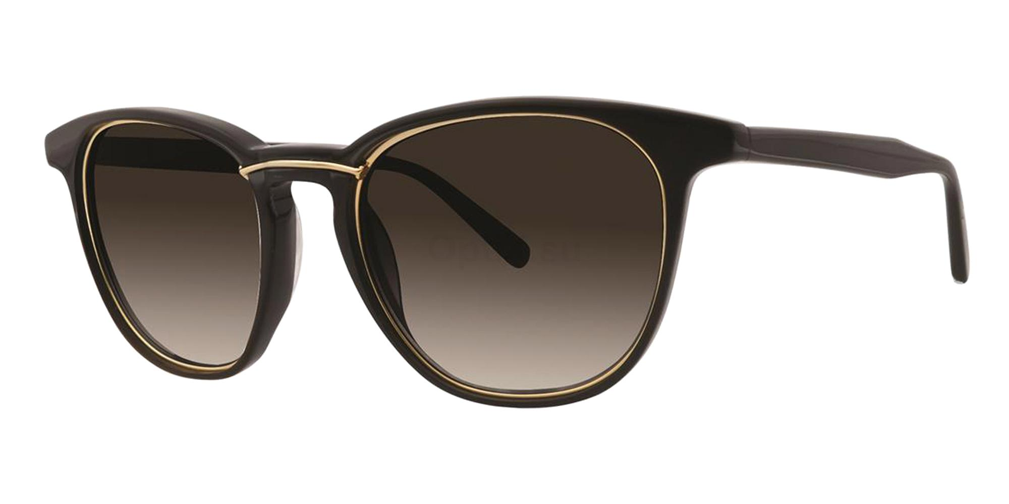Black V474 Sunglasses, Vera Wang
