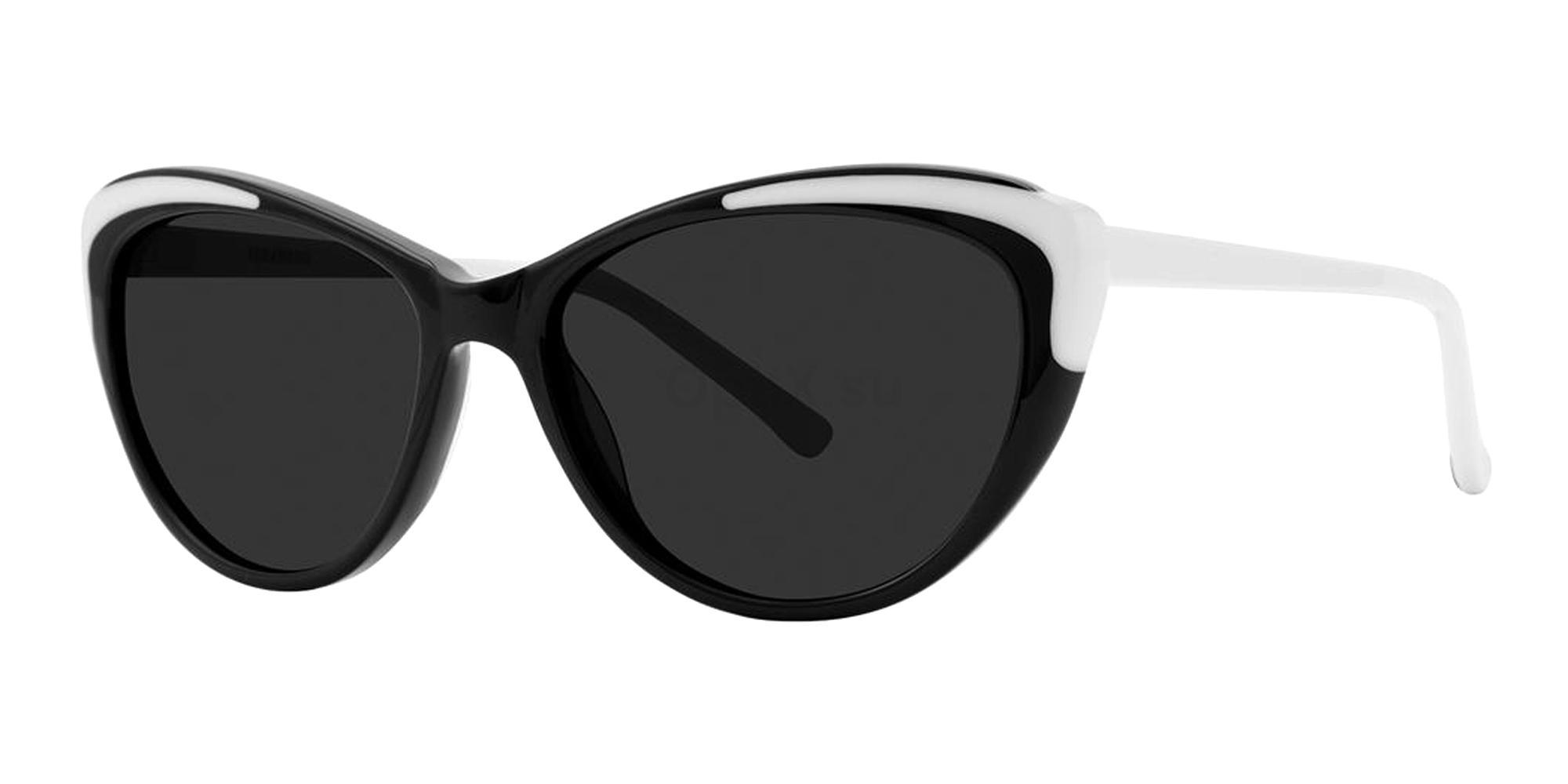 Black V476 Sunglasses, Vera Wang