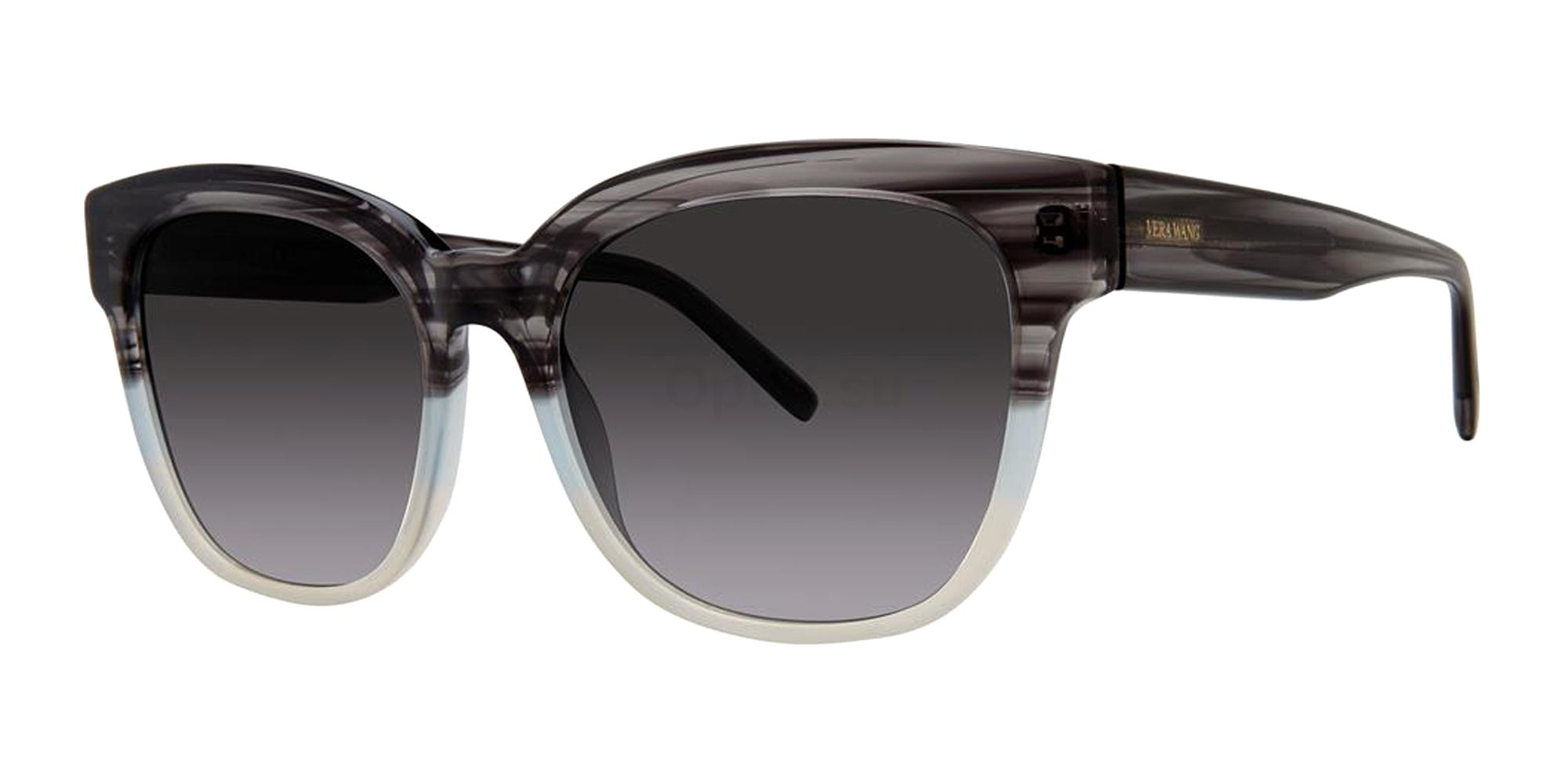 Gray Fade V481 Sunglasses, Vera Wang