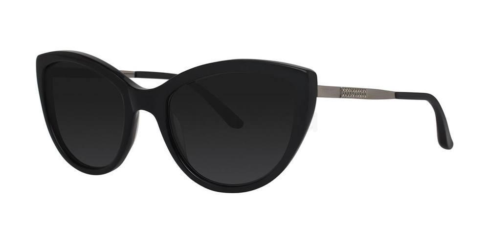 Black MADELENA Sunglasses, Vera Wang Luxe
