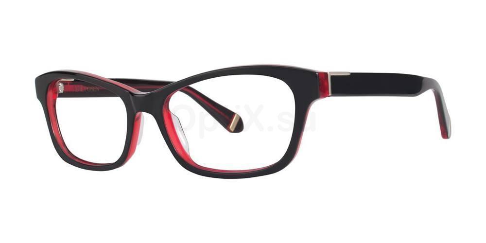 Black Cherry ELSA Glasses, Zac Posen