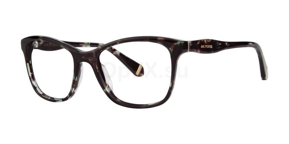 Blue Tortoise DEEDA Glasses, Zac Posen