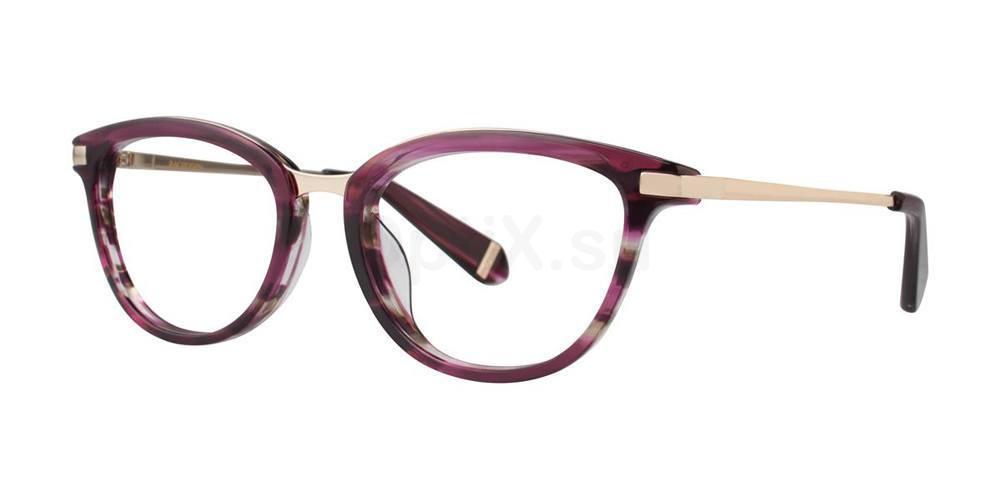 Berry NENA Glasses, Zac Posen