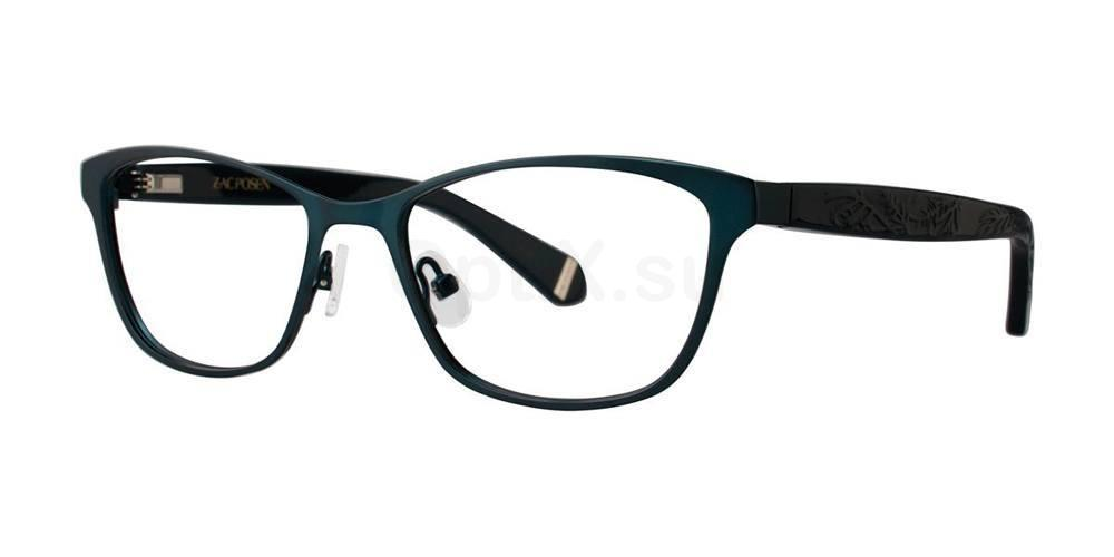 Blue THELMA Glasses, Zac Posen