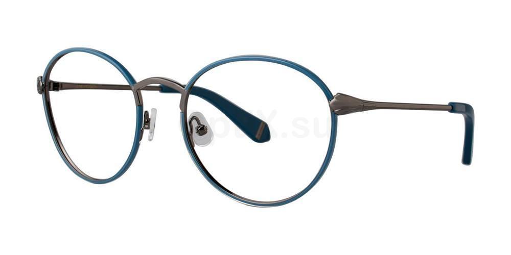 Navy JOAN JULIET Glasses, Zac Posen