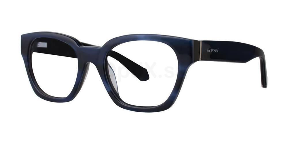 Blue GUNILLA Glasses, Zac Posen