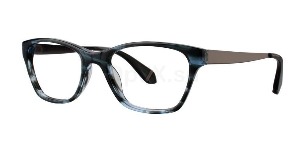 Blue Horn URSULA Glasses, Zac Posen