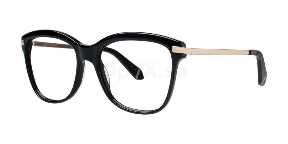 Black ARLETTY Glasses, Zac Posen