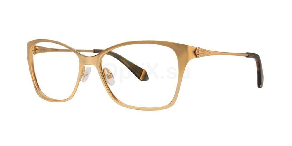Gold IDA Glasses, Zac Posen