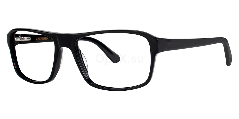 Black MAURICE Glasses, Zac Posen