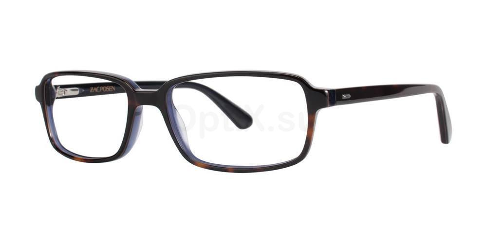 Akita Tortoise MILO Glasses, Zac Posen