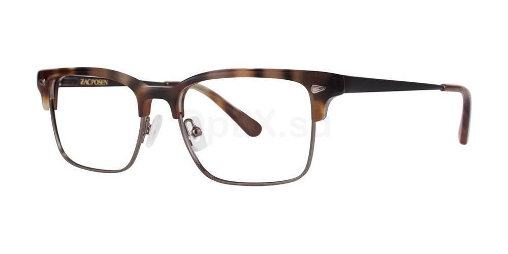 Osaka Tortoise PRESTON Glasses, Zac Posen