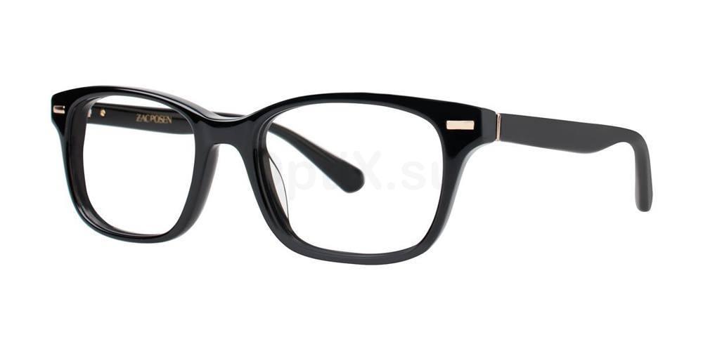 Black ESTEBAN Glasses, Zac Posen