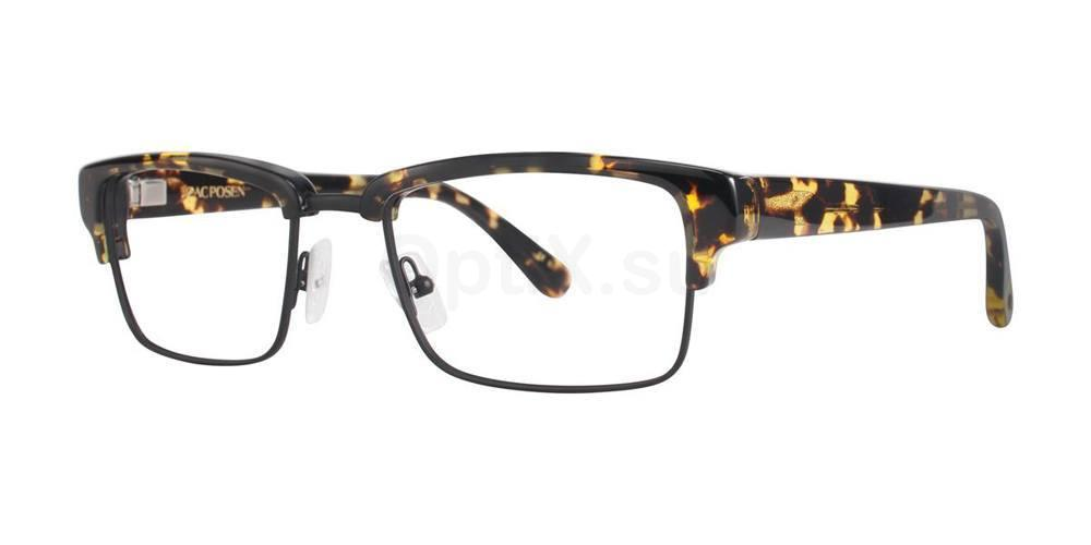 Tokyo Tortoise LEAD Glasses, Zac Posen