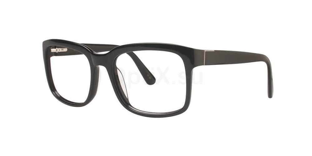 Black LEARNED Glasses, Zac Posen