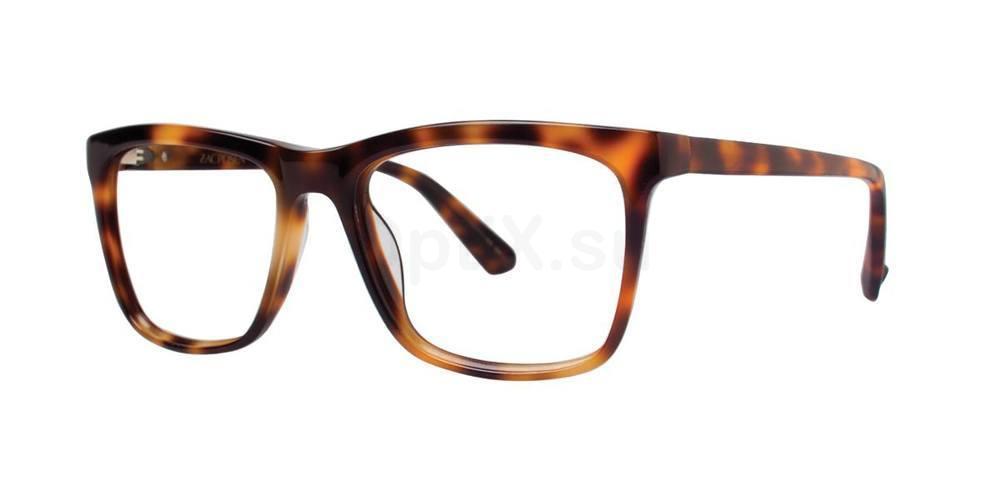 Tortoise AESTHETE Glasses, Zac Posen