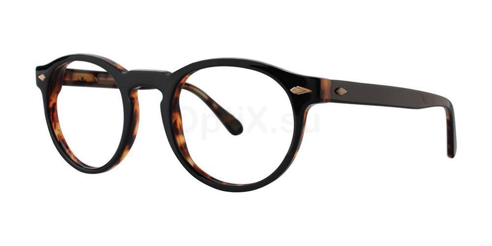 Black FLORIAN Glasses, Zac Posen