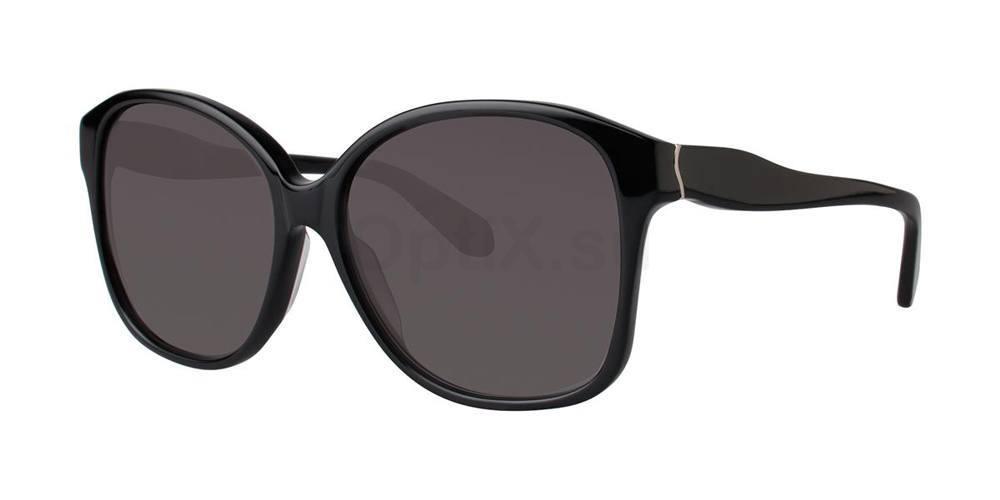 Black ANITA Sunglasses, Zac Posen