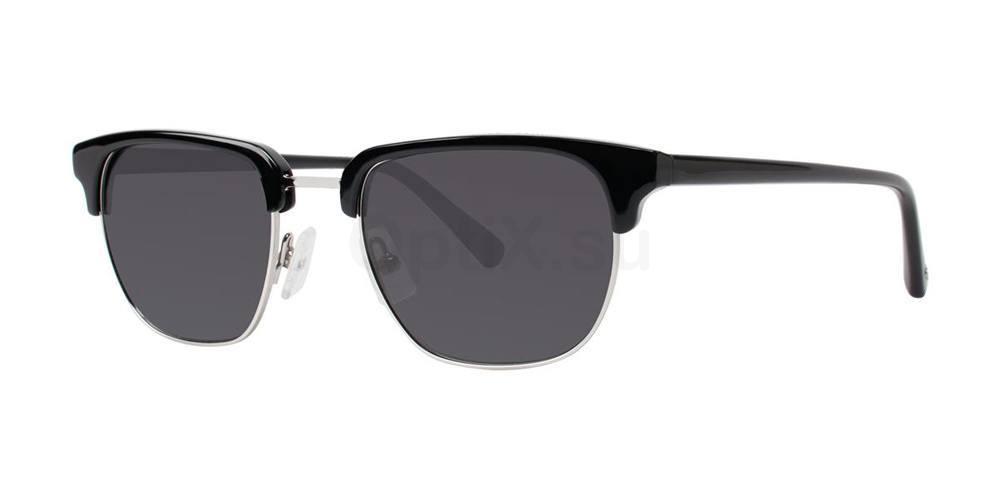 Black FILIP Sunglasses, Zac Posen