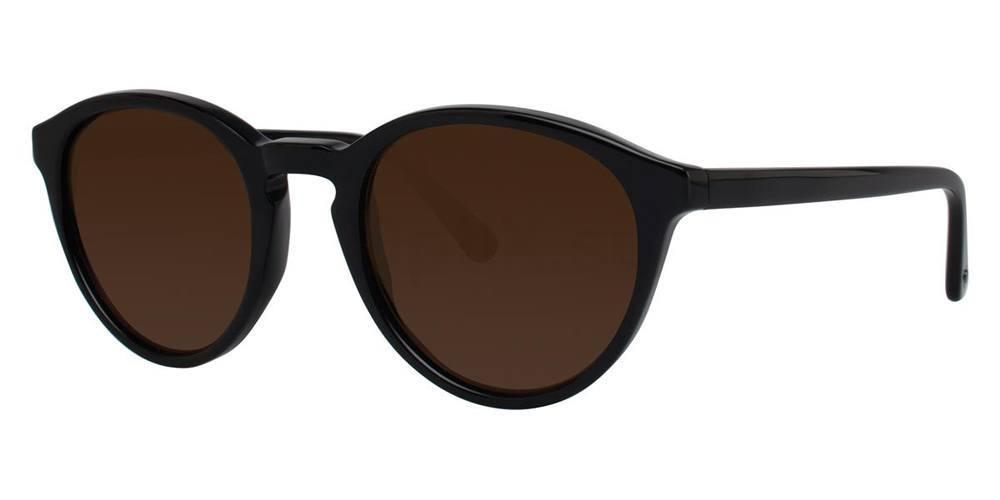 Black KYLIAN Sunglasses, Zac Posen
