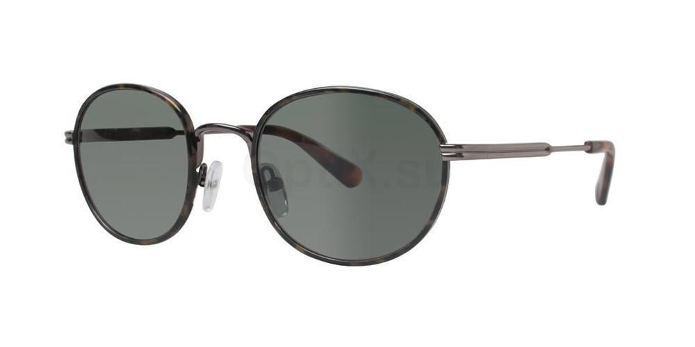 Black DEAN Sunglasses, Zac Posen