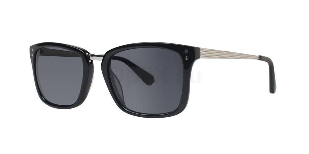 Black MARCELO Sunglasses, Zac Posen