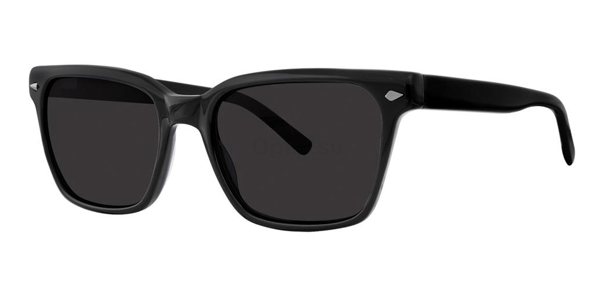Black CLASSON Sunglasses, Zac Posen