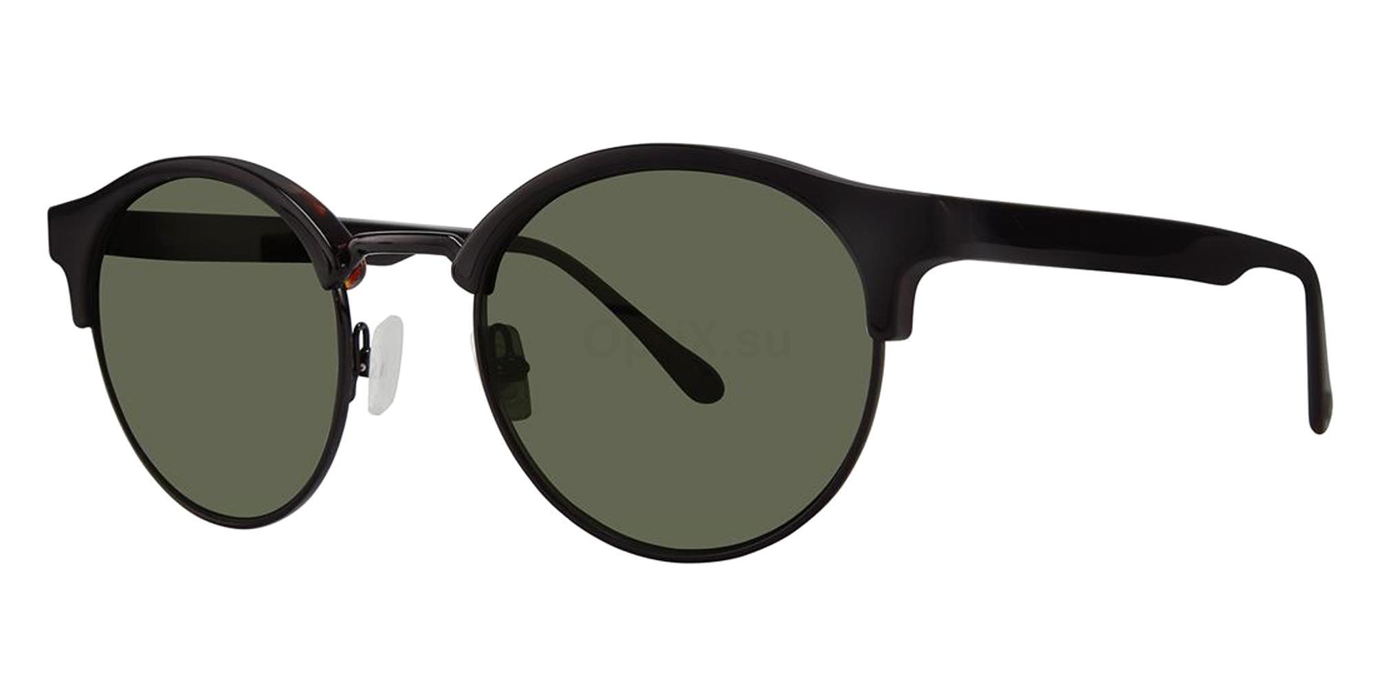 Black SIEGAL Sunglasses, Zac Posen
