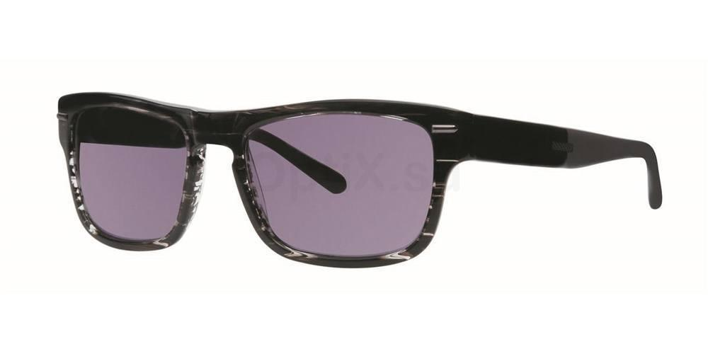 Black THE BRADDOCK Sunglasses, Original Penguin