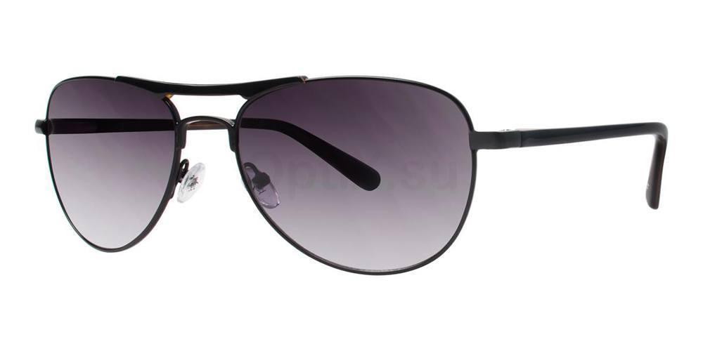Black THE CAMERON SUN Sunglasses, Original Penguin